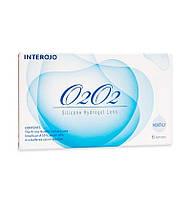Контактные линзы Interojo O2O2 1шт.