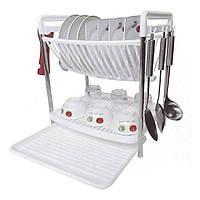Настольная сушилка для посуды Multifunction Dish Rack