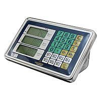 Торговые Весы с Усиленой платформой Crownberg WI-FI 6500Кг 42*52