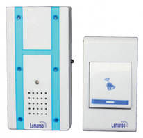 Звонок беспроводный 230V LEMANSO LDB08