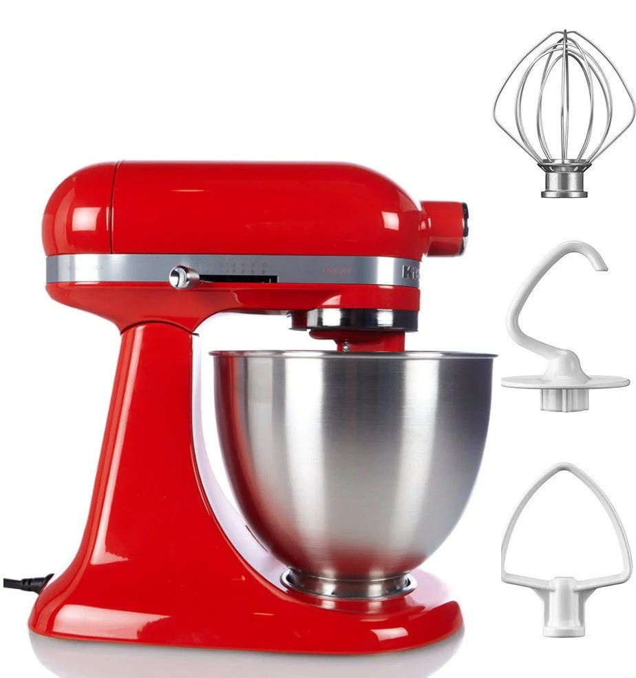 KitchenAid Artisan Mini 5KSM3311XEHT (красный чили)