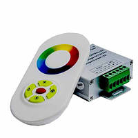 Контроллер для светодиодной ленты на три канала 12V 50-100 м. LEMANSO LM808