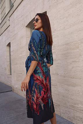 Стильное платье с чудесным принтом, фото 2