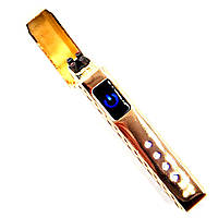 Запальничка USB електроімпульсна LIGHTER S-387 з емблемою *3011012744 [1990]
