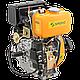 Дизельний двигун Sadko DE-300E, фото 2