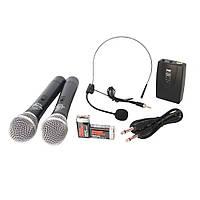 Беспроводные вокальные микрофоны SHURE WM502R