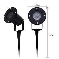 Лазерный проектор Star Shover СНЕГ Snowflake 608 ZP3 *3011012618 [212]