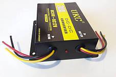 Преобразователь Инвертор с 24v-12v (20A) ВидеоОбзор, фото 3