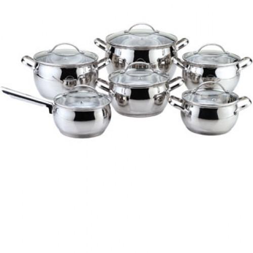 Набір посуди 12 пр Maestro MR 3501
