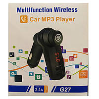 Автомобильный FM модулятор G27