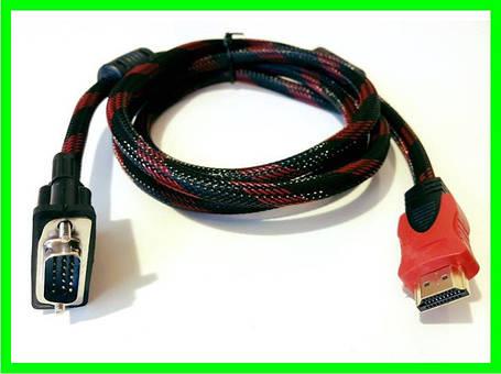 Кабель VGA - HDMI (ВидеоОбзор), фото 2