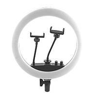 Кольцевая LED лампа USB 36cm для селфи RING LIGHT