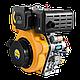 Дизельний двигун Sadko DE-420E, фото 2