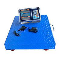 Беспроводные торговые весы RB-600 c WI-FI 600Кг 50*60 см 4V