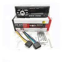 Автомагнитола HS MP-4250 2 USB ISO