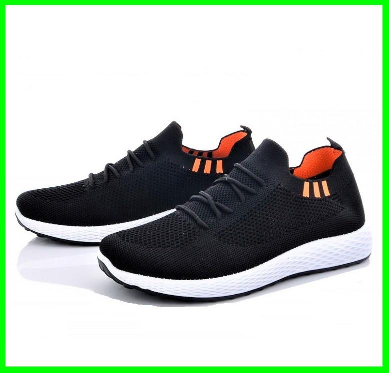 Кроссовки в Стиле Adidas Чёрные Сеточка Мужские Адидас (размеры: 41,42,43,44,45)