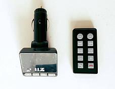 FM - Модулятор с Bluetooth (ВидеоОбзор) Трансмиттер, фото 2