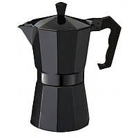 Кофеварка гейзерная Domatec DT-2703 (на 3 чашки)