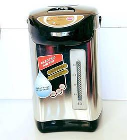 Термопот DOMOTEC на 3L (термос с функцией кипячения)Электрочайники и термопоты бытовые