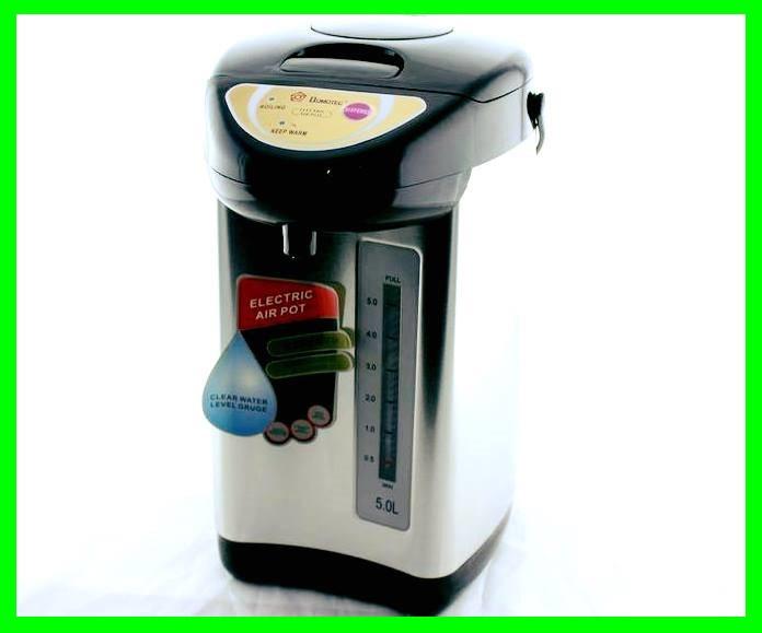 Термопот DOMOTEC на 5L (термос с функцией кипячения)Термос пищевой Термос с авторазливом.