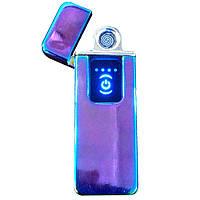 Сенсорная USB зажигалка Lighter Хамелеон