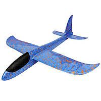 Пенопластовый метательный самолет-планер (35 см)