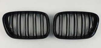 Решетка BMW X5 E53 ноздри (99-03) стиль М