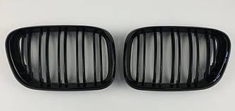 Решітка BMW X5 E53 ніздрі (99-03) стиль М