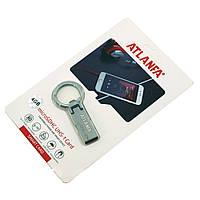 Мини-флешка с кольцом для ключей 2.0 4Gb ATLANFA AT-U2