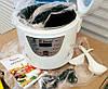 Мультиварка - Пароварка DOMOTEC на 5L и 8 программ Скороварка с Таймером, фото 3