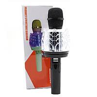 Микрофон DM Karaoke Q101 black/white