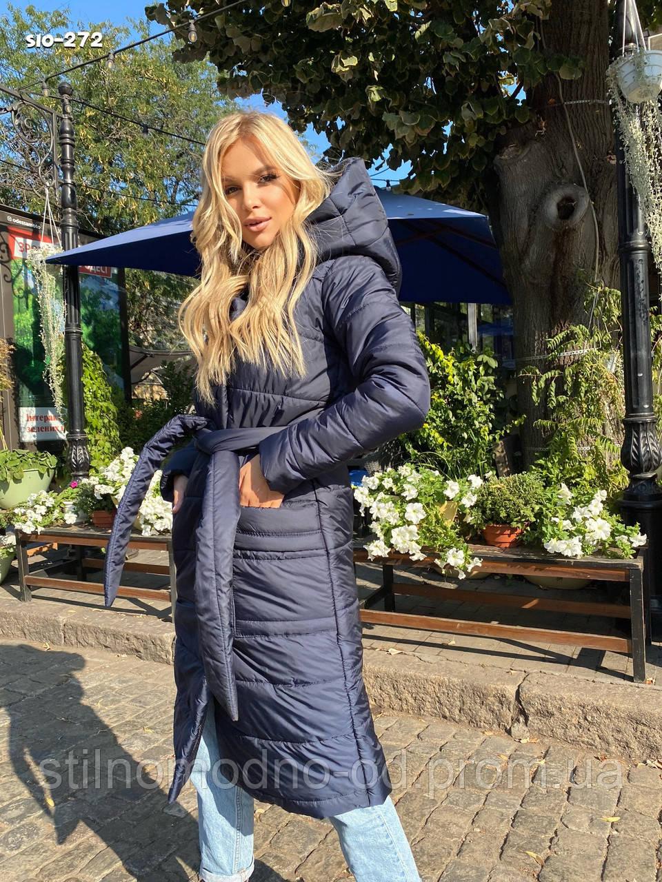 """Жіноче пальто """"Містерія"""" від Стильномодно"""