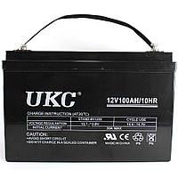 Аккумулятор BATTERY 12V 100A UKC