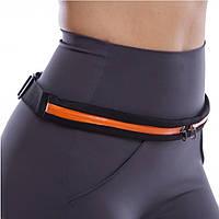 Спортивная сумка на пояс для бега - Go Runners Pocket Belt