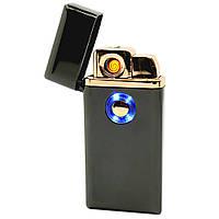 Зажигалка  USB TH 705 2 в 1 Газ + USB Charge