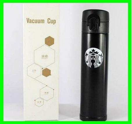 Металлический Термос Starbucks 350ml (ВидеоОбзор)Термос пищевой термос., фото 2