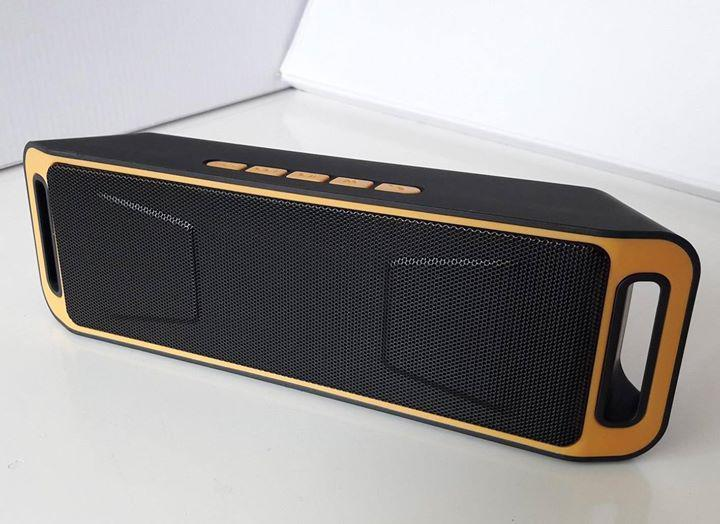 Портативная Bluetooth-FM-Колонка