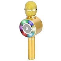 Беспроводной караоке-микрофон bluetooth WSTER WS-669 БЕЗ ВЫБОРА ЦВЕТА