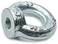 Рым-гайка с кольцом DIN 582 М8 оцинкованная