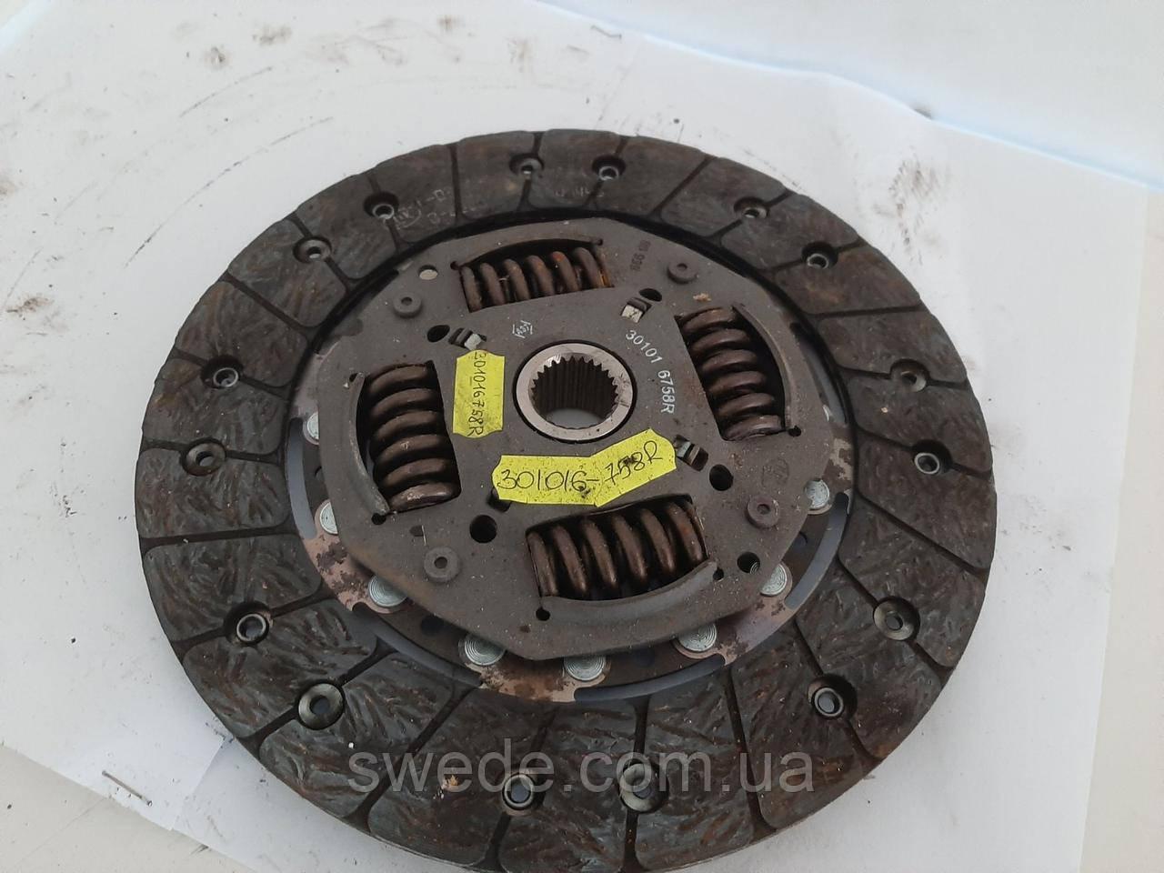 Диск сцепления Renault Kangoo 1.5 DCI 2006-2013 гг 301016758R
