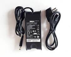 Блок Питания DELL 19.5v 4.62a 90W штекер 7.4 на 5.0 Зарядка для ноутбука с Сетевым Кабелем Адаптер Делл, фото 2