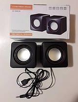 Колонки для ПК Ноутбука и Телефона (D-02), фото 2