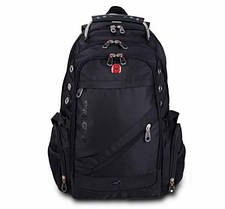 Рюкзак travel bag 8810 SWISS BAG Рюкзак мужской городской., фото 3