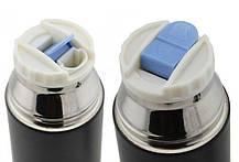 Металлический Термос 500ml с Чашкой Термоса термокружки термочашки.Термос с нержавейки., фото 3
