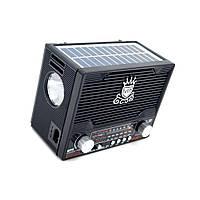 Радио приемник NNS-1556 Солнечная панель зарядка