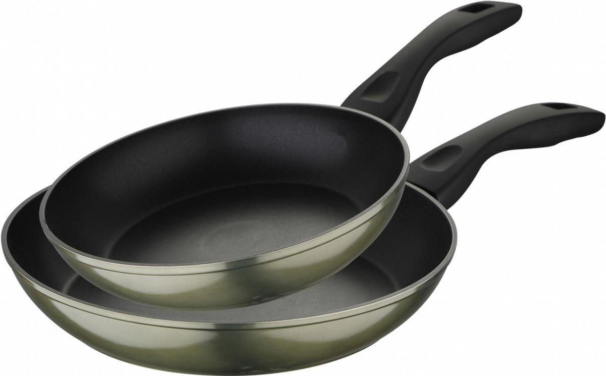 Набор сковородок 2 пр Neon Classic Bergner BG-30375-GR