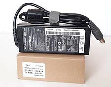 Блок Питания Зарядка для Ноутбука LENOVO 20v 4.5a 90W (8.0 pin) штекер 7.9 на 5.5 (ОРИГИНАЛ), фото 3