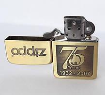 Зажигалка ZIPPO Бензиновая (юбилейная 75 Years), фото 2