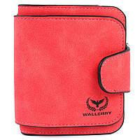 Кошелек Wallerry N2346 Красный