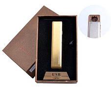 Электрическая USB Зажигалка - Двухсторонний Слайдер, фото 2